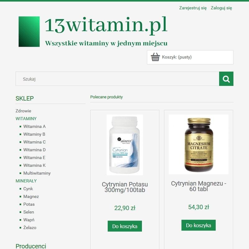 Czysta witamina C firmy NOW Foods