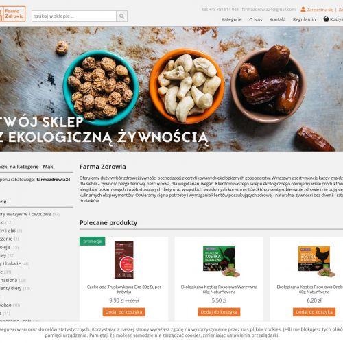 Słodycze bezmleczne - Sklep internetowy