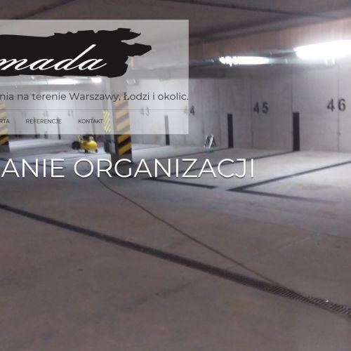 Uszczelnianie dylatacji - Łódź