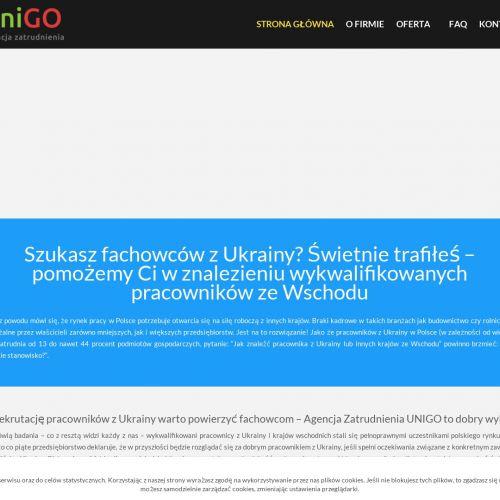 Wykwalifikowani pracownicy z Ukrainy