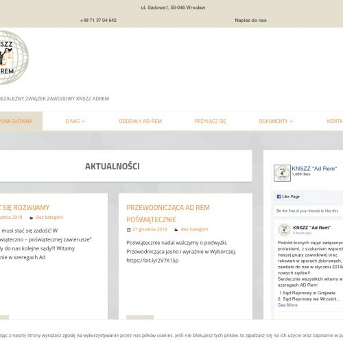 Nagrody dla pracowników sądowych