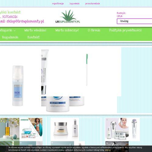 Kosmetyki do makijażu ekologiczne