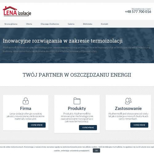 Izolacja termiczna dachu - Gdynia