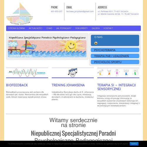 Psycholog sportu - Szczecin