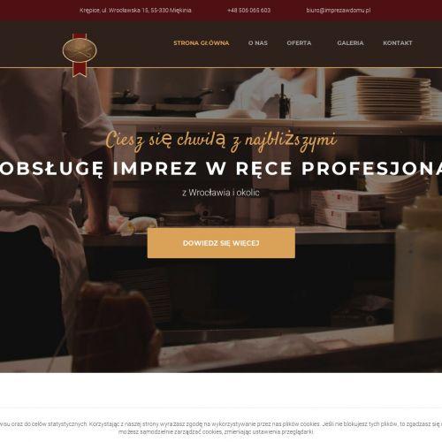 Firma cateringowa z Wrocławia