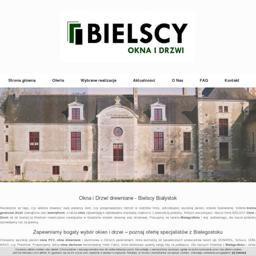 Okna PCV - Białystok