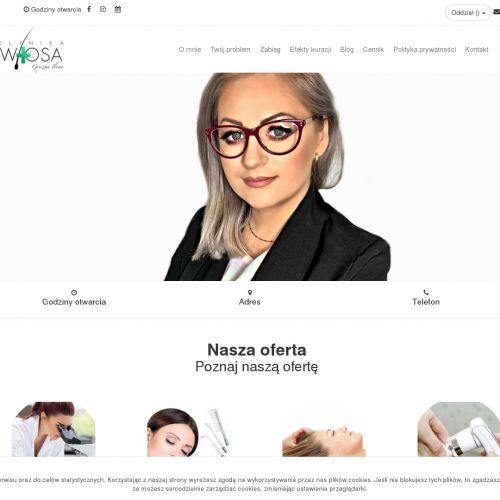 Leczenie łysienia - Ostrów