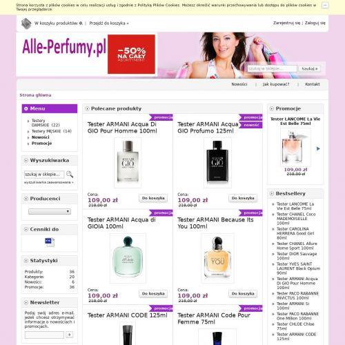 Markowe perfumy dobrej jakości