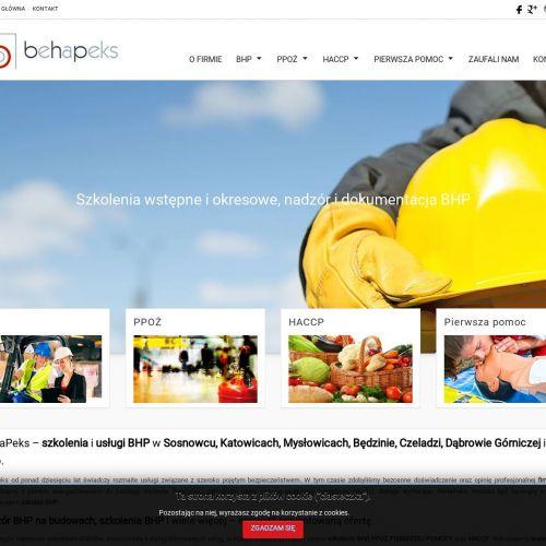Nadzór BHP dla Klientów z Katowic