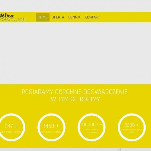 Przeprowadzki domów w Warszawie