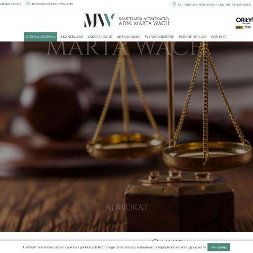 Kancelaria adwokacka – Płock