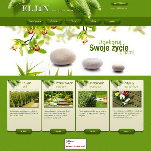 Sprzedaż artykułów ogrodniczych