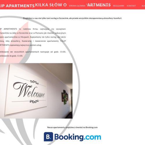 Luksusowe apartamenty do wynajęcia