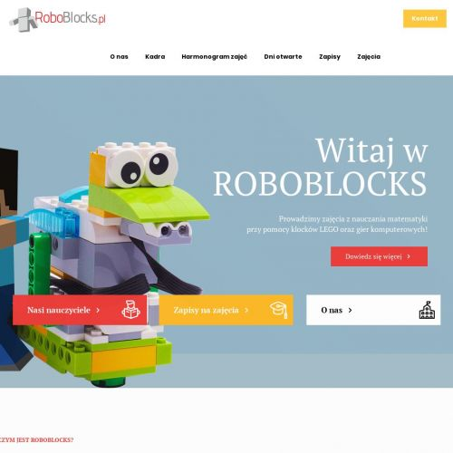 Warsztaty z robotyki i programowania