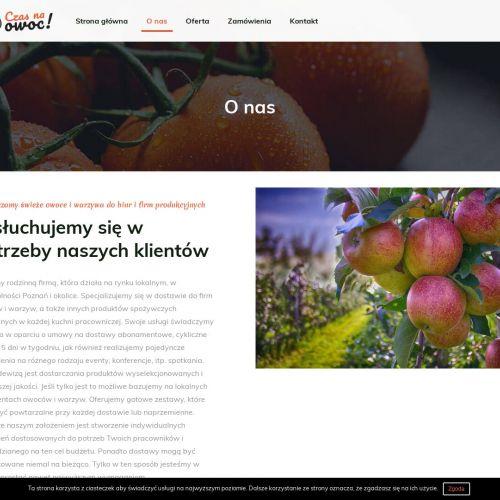 Dostawy świeżych owoców cytrusowych