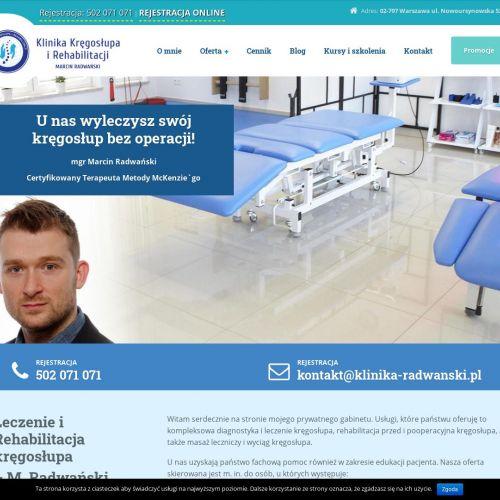 Leczenie dyskopatii i przepukliny