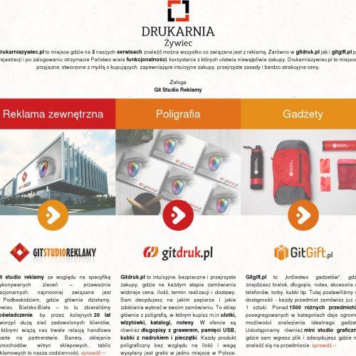 Drukowanie ulotek i druk wizytówek firmowych