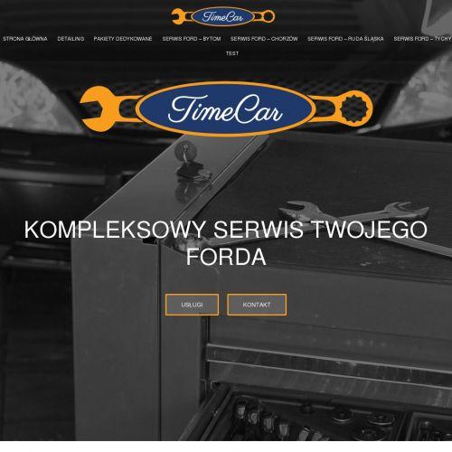 Nieautoryzowany serwis forda w Katowicach