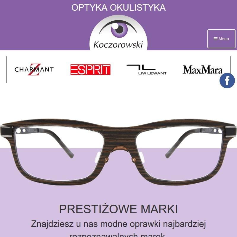 Zakład optyczny w Krakowie