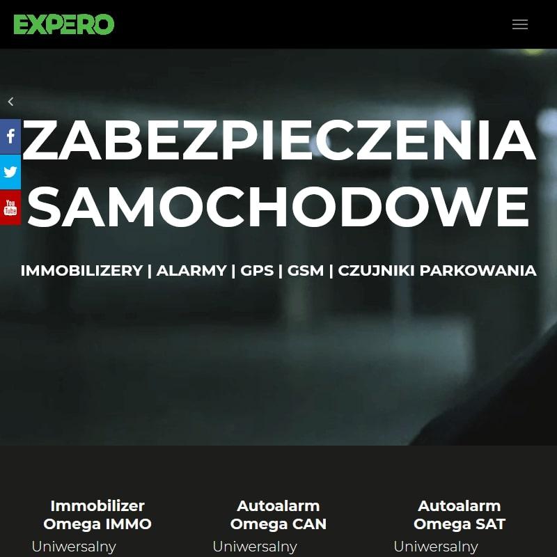 Systemy alarmowe do samochodu w Warszawie