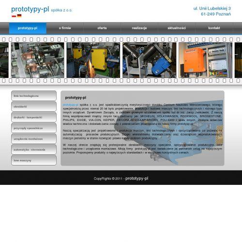 Projektowaniem urządzeń przemysłowych