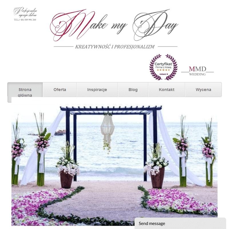 Profesjonalna organizacja ślubu