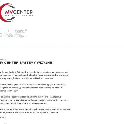 Systemy wizyjne Keyence