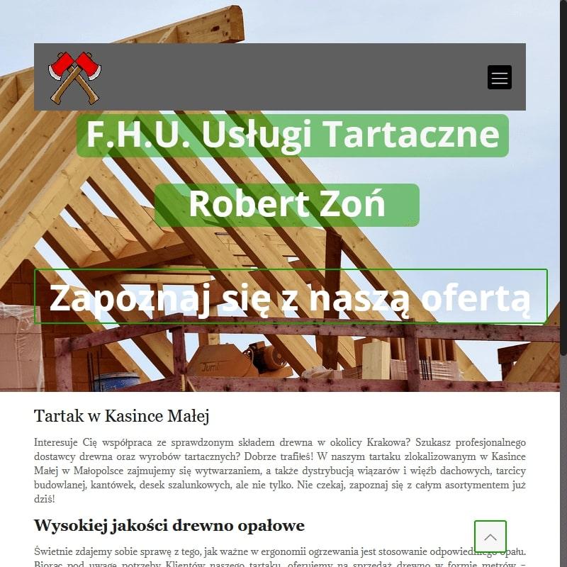 Drewno konstrukcyjne i kontrłat dachowy