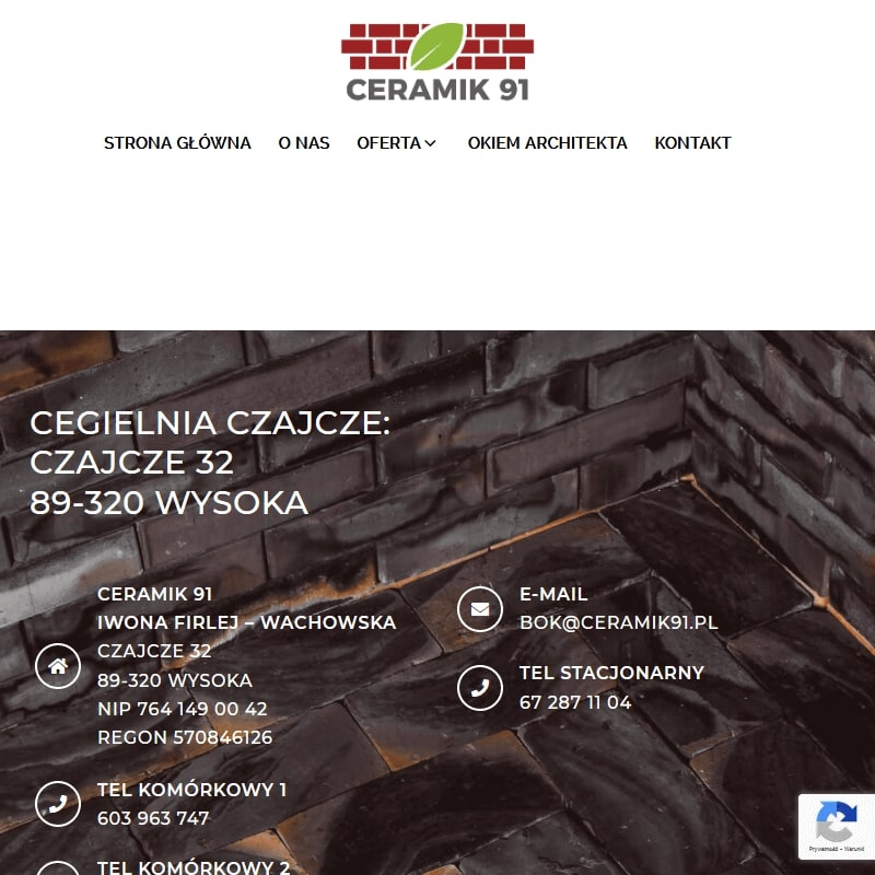 Hurtownia ceramiki obok Bydgoszczy