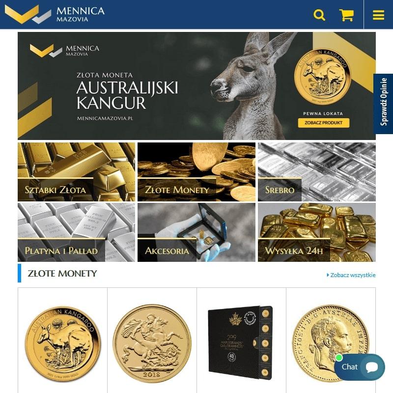 Inwestowanie w monety lub złoto