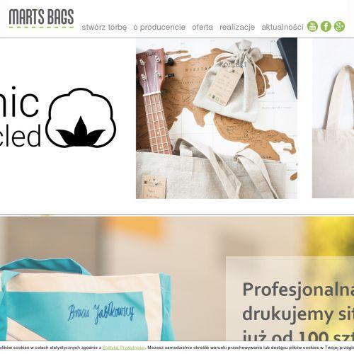 Ekologiczne torby z nadrukiem
