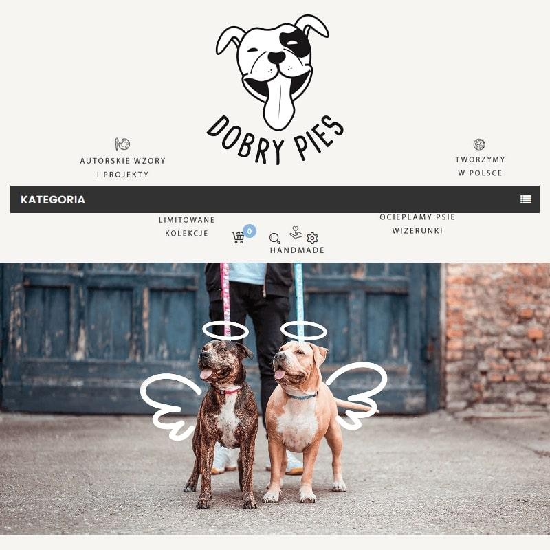 Designerskie smycze dla psów