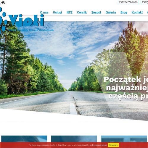 Ośrodek leczenia uzależnień NFZ w Warszawie