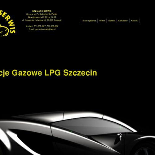 Serwis instalacji LPG w Szczecinie