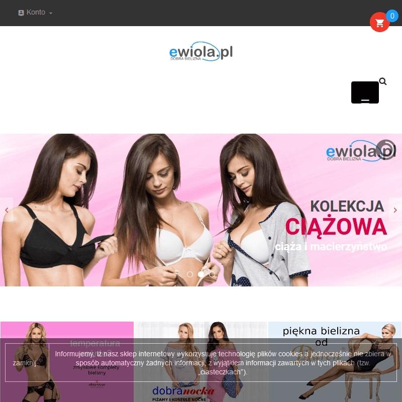Seksowna bielizna – sklep internetowy