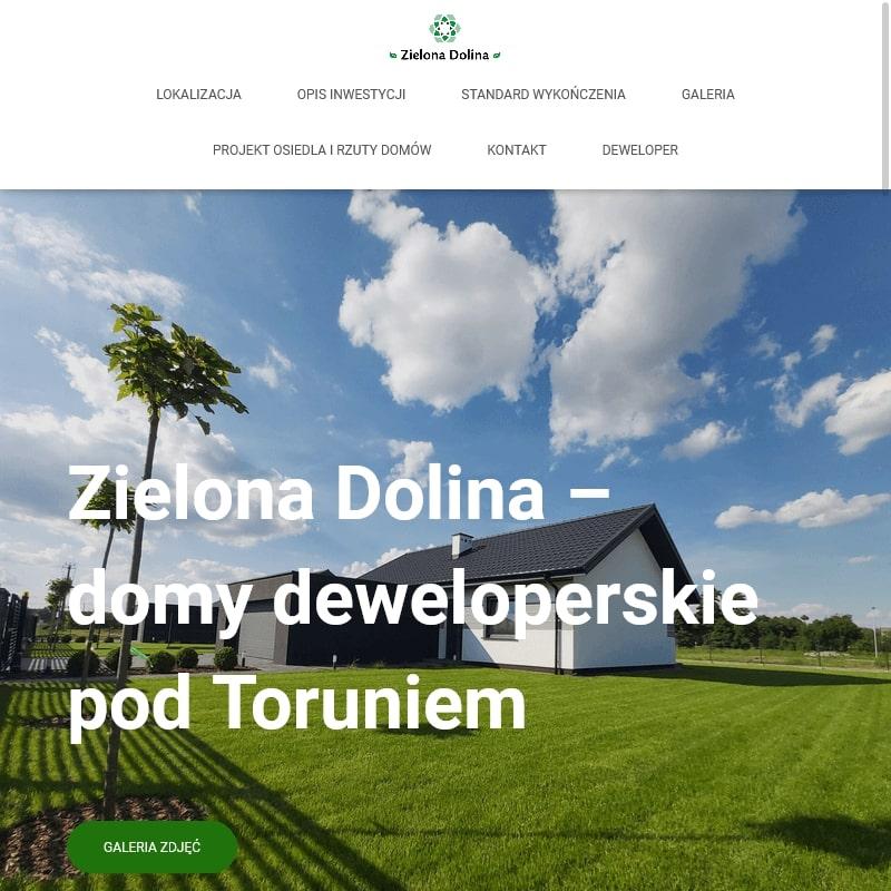 Domy na sprzedaż w Toruniu i okolicach