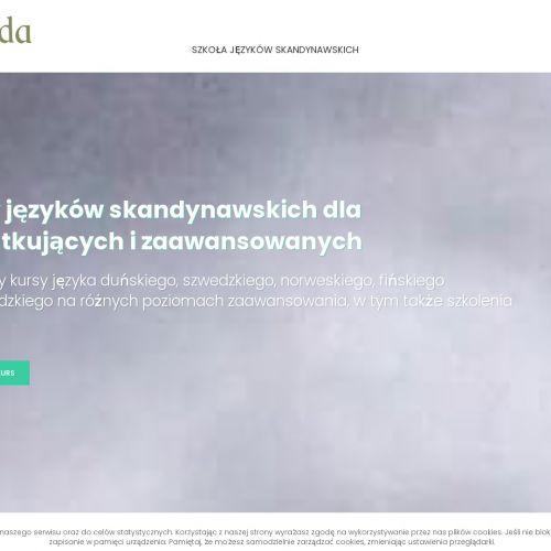 Język duński albo norweski dla początkujących