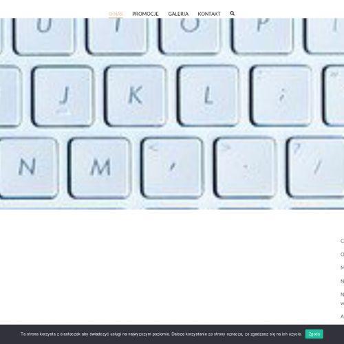 Usługi informatyczne i serwis laptopów