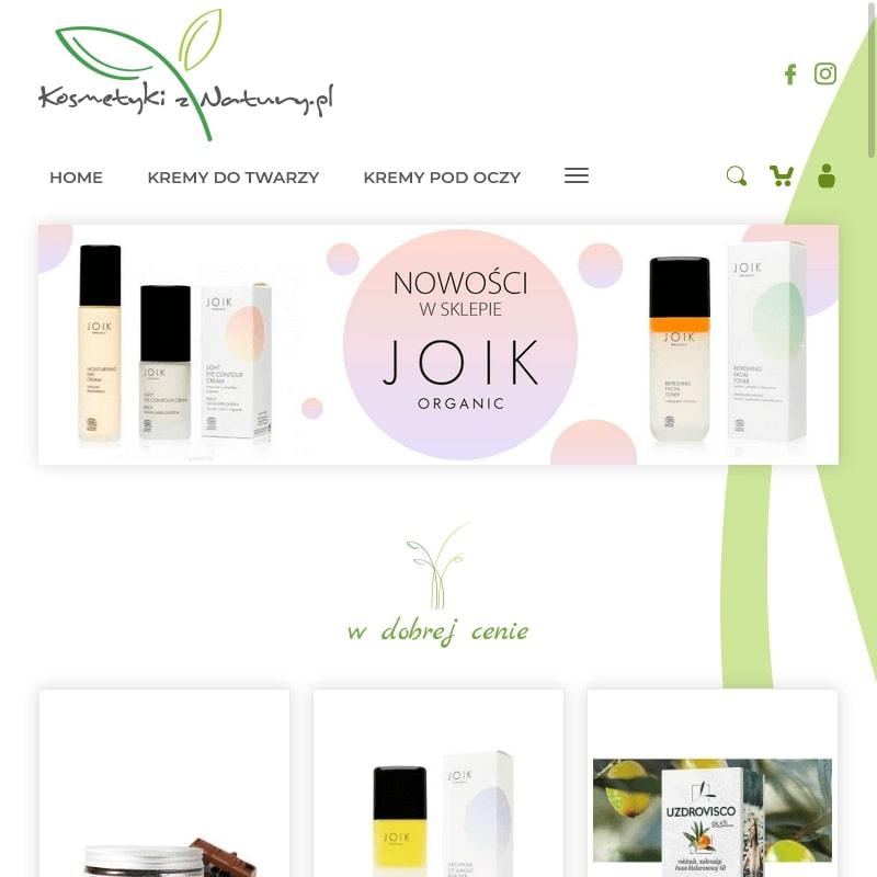 Naturalne kosmetyki bez SLS