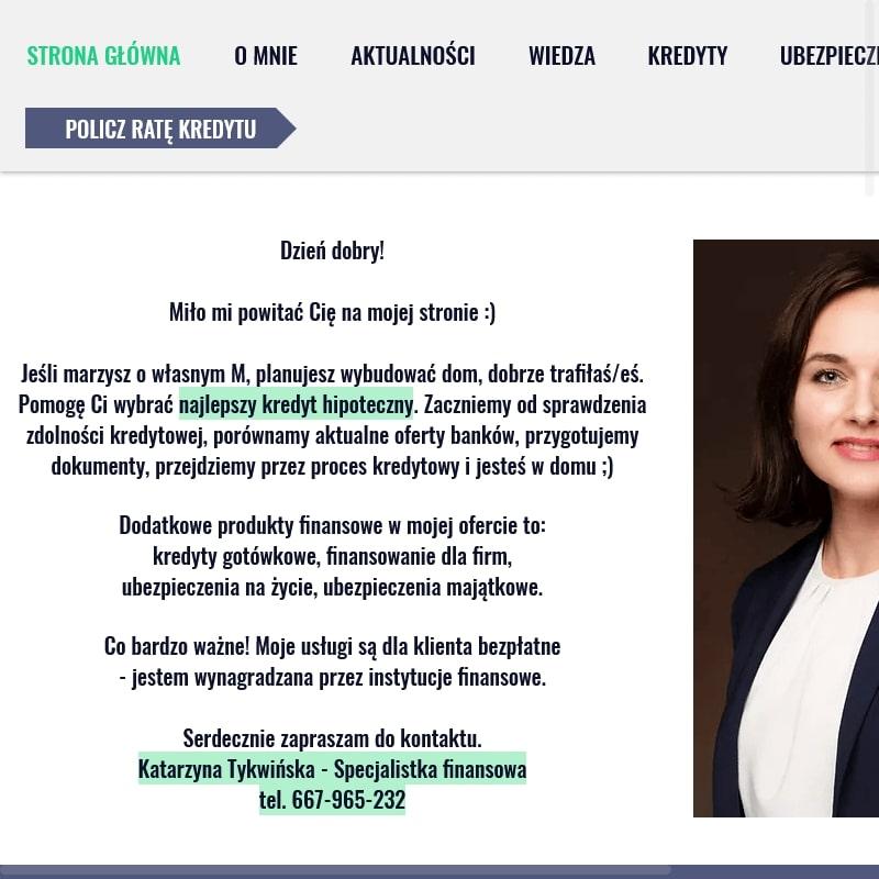 Pośrednik kredytowy z Bydgoszczy