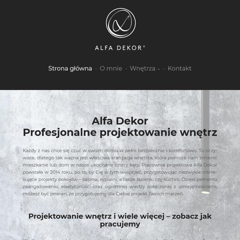Projektowanie pokoi - Warszawa Wilanów