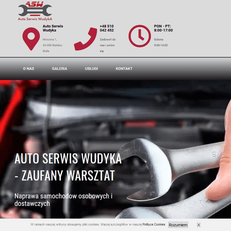 Mechanik samochodowy z Bielska-Białej