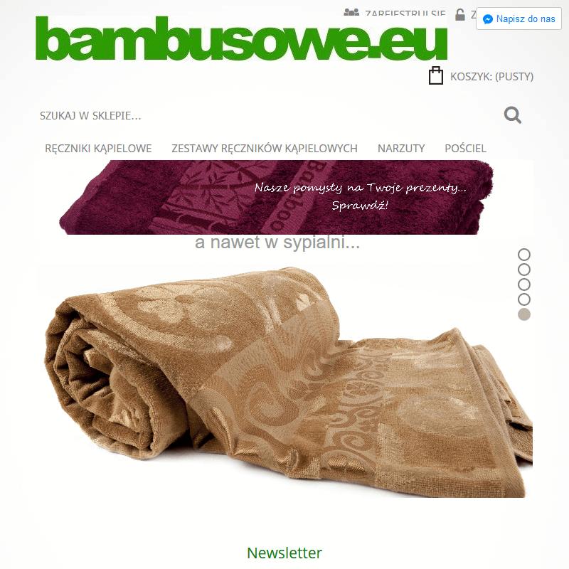 Kołdra z włókna bambusowego