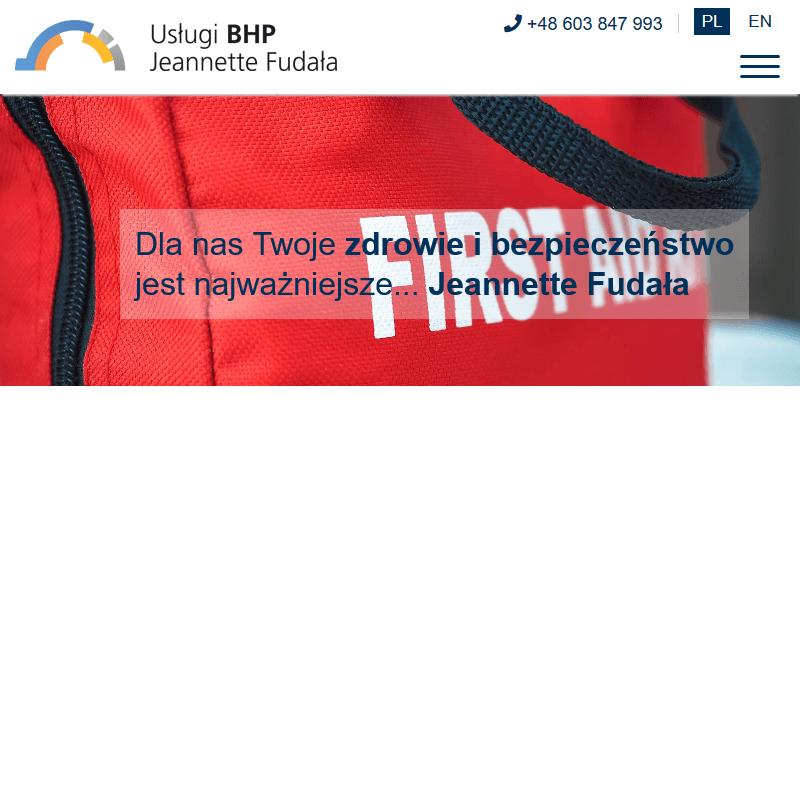 Usługi BHP - Warszawa