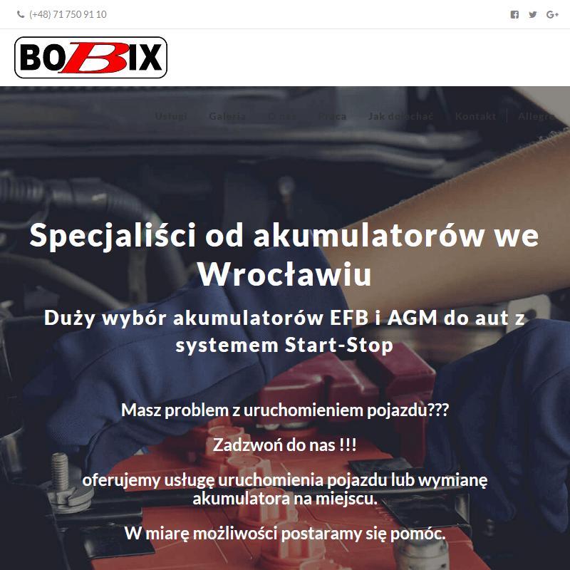 Tanie akumulatory - Wrocław