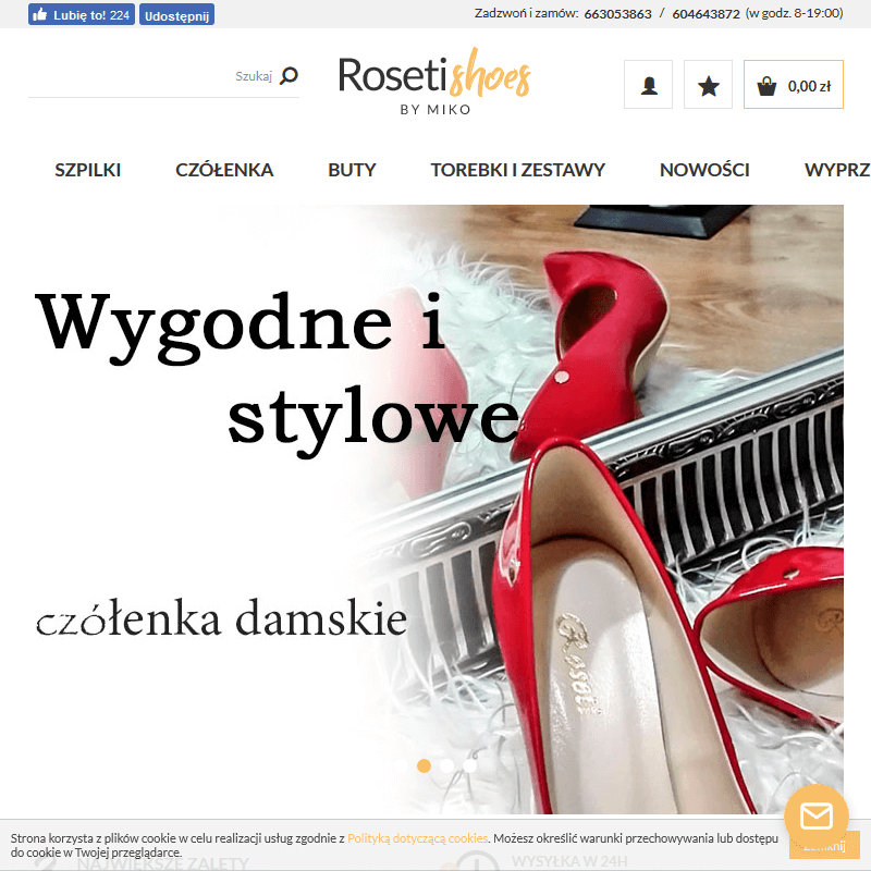 Polski producent butów