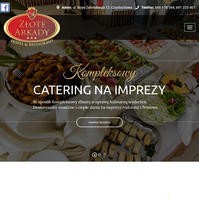 Catering firmowy Częstochowa