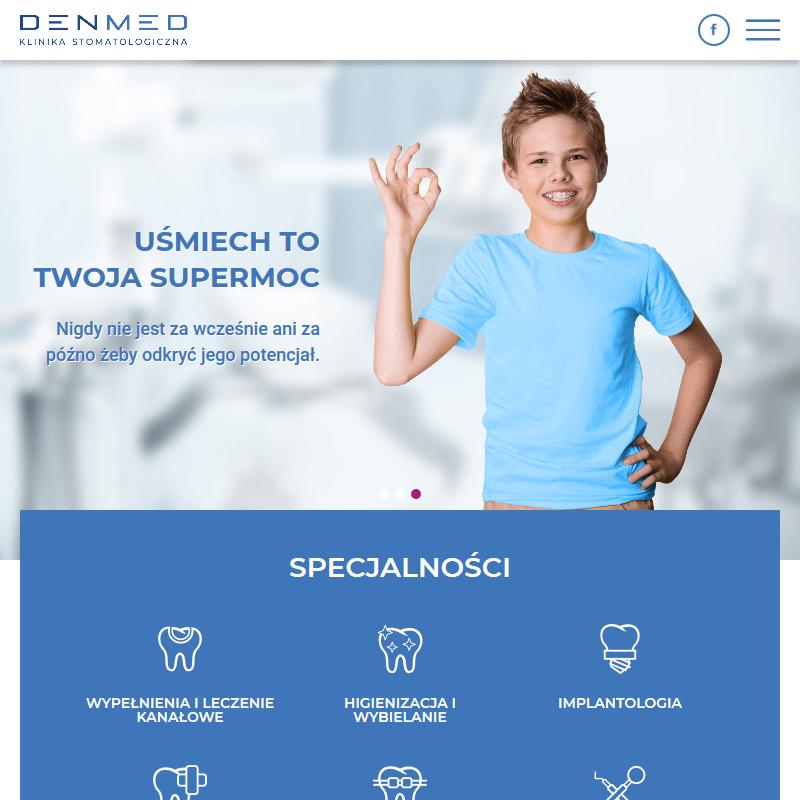 Bezbolesne leczenie zębów - Toruń