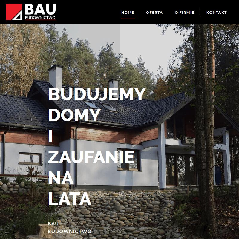 Budowa luksusowych domów - Warszawa