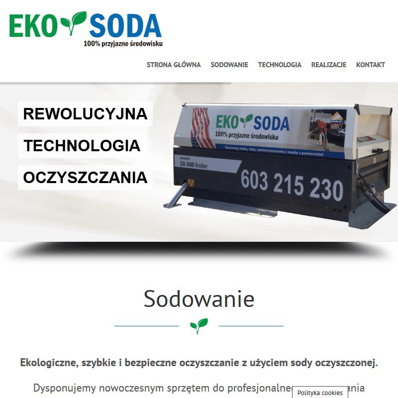 Mobilne piaskowanie cegieł Opole